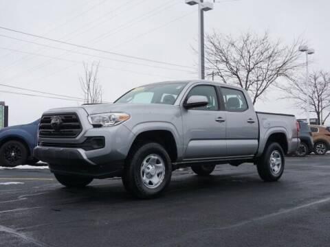 2018 Toyota Tacoma for sale at BASNEY HONDA in Mishawaka IN