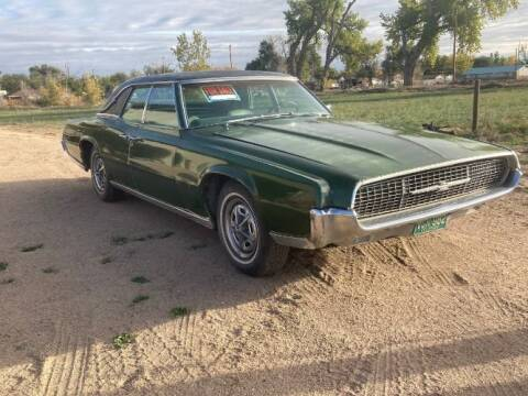 1967 Ford Thunderbird for sale at Classic Car Deals in Cadillac MI