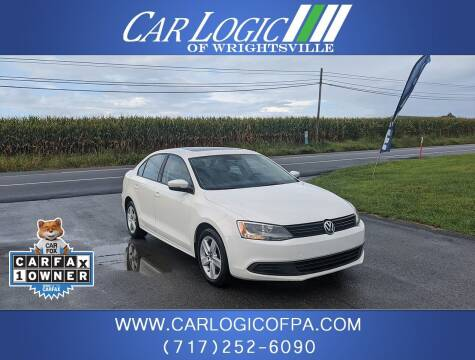 2011 Volkswagen Jetta for sale at Car Logic in Wrightsville PA