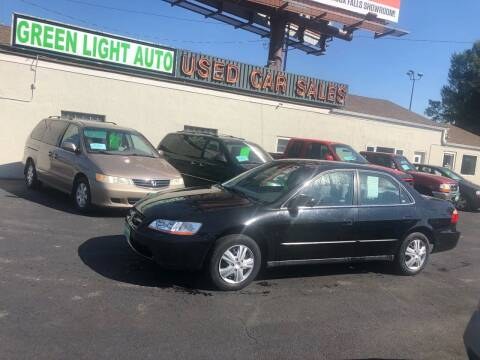 1999 Honda Accord for sale at Green Light Auto in Sioux Falls SD
