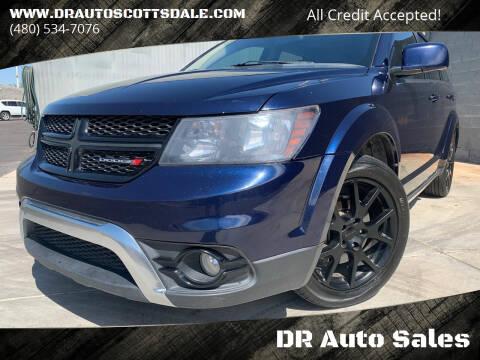 2017 Dodge Journey for sale at DR Auto Sales in Scottsdale AZ