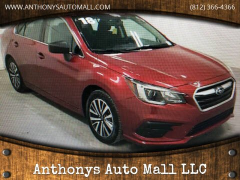 2018 Subaru Legacy for sale at Anthonys Auto Mall LLC in New Salisbury IN