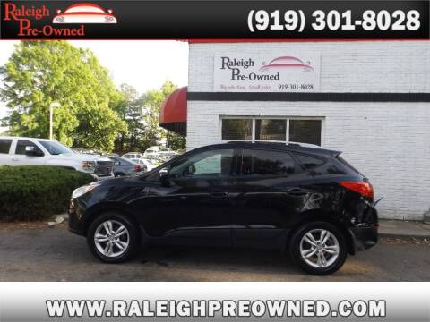 2012 Hyundai Tucson for sale at Raleigh Pre-Owned in Raleigh NC
