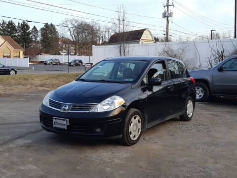 2007 Nissan Versa for sale at MMM786 Inc. in Wilkes Barre PA
