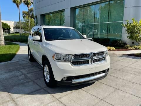 2012 Dodge Durango for sale at Top Motors in San Jose CA