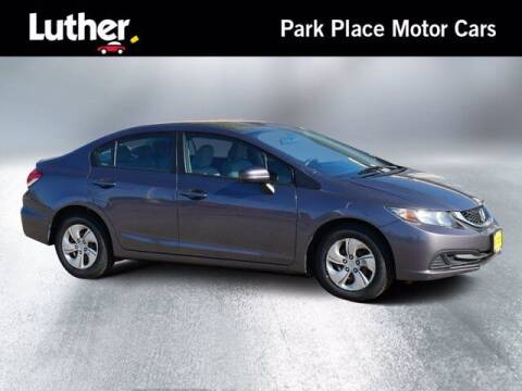 2014 Honda Civic for sale at Park Place Motor Cars in Rochester MN