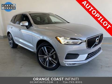 2018 Volvo XC60 for sale at ORANGE COAST CARS in Westminster CA