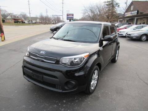 2019 Kia Soul for sale at Lake County Auto Sales in Painesville OH