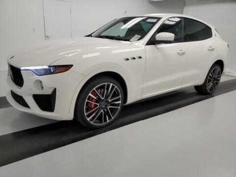 2019 Maserati Levante for sale at Classic Cars of Palm Beach in Jupiter FL