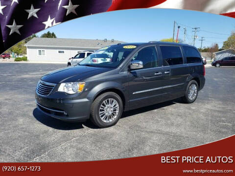 2011 Chrysler Town and Country for sale at Best Price Autos in Two Rivers WI