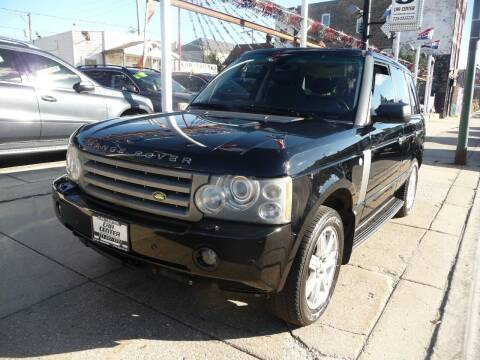 2006 Land Rover Range Rover for sale at Car Center in Chicago IL