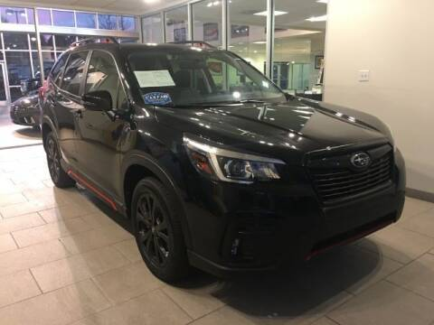 2020 Subaru Forester for sale at Adams Auto Group Inc. in Charlotte NC