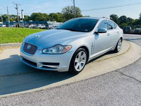 2011 Jaguar XF for sale at Xtreme Auto Mart LLC in Kansas City MO