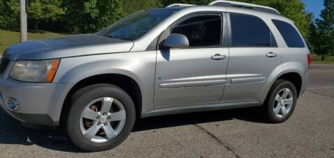 2008 Pontiac Torrent for sale at Superior Auto Sales in Miamisburg OH