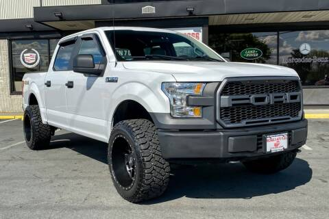 2016 Ford F-150 for sale at Michaels Auto Plaza in East Greenbush NY