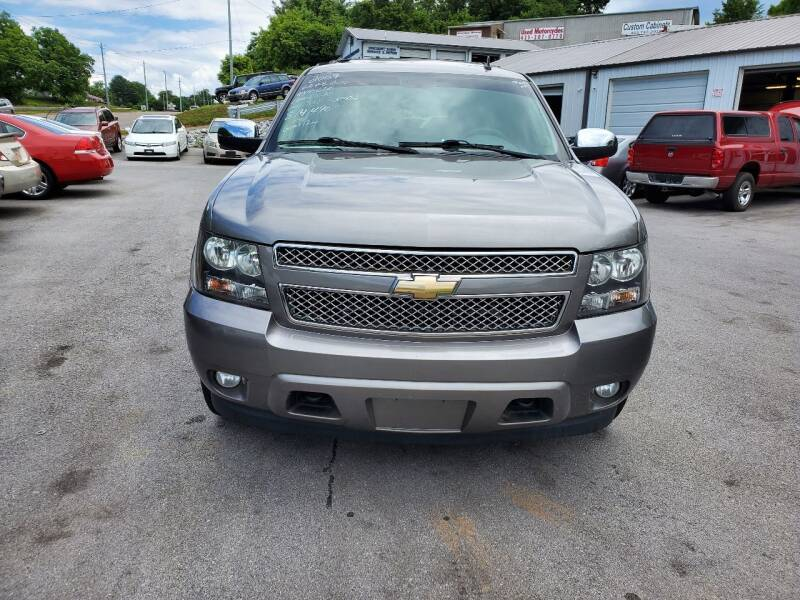 2009 Chevrolet Tahoe for sale at DISCOUNT AUTO SALES in Johnson City TN