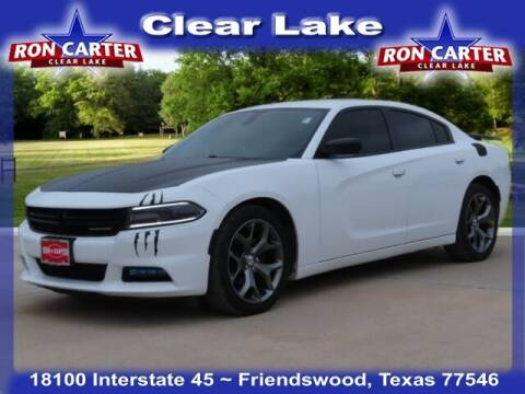 2015 Dodge Charger for sale at Ron Carter  Clear Lake Used Cars in Houston TX