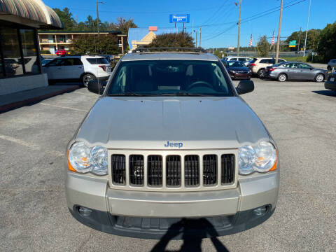 2010 Jeep Grand Cherokee for sale at J Franklin Auto Sales in Macon GA