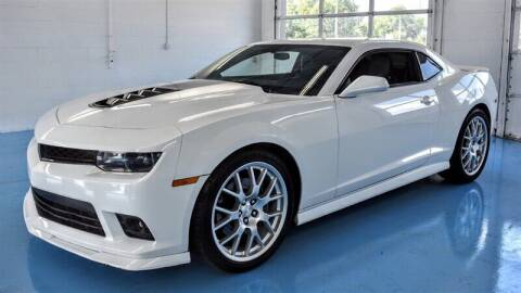 2014 Chevrolet Camaro for sale at Mershon's World Of Cars Inc in Springfield OH