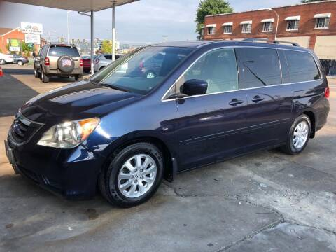 2008 Honda Odyssey for sale at All American Autos in Kingsport TN