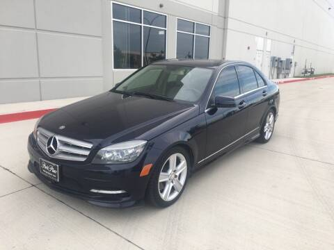 2011 Mercedes-Benz C-Class for sale at Executive Auto Sales DFW in Arlington TX
