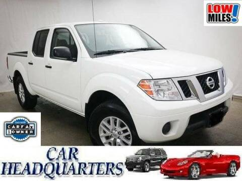 2018 Nissan Frontier for sale at CAR  HEADQUARTERS in New Windsor NY