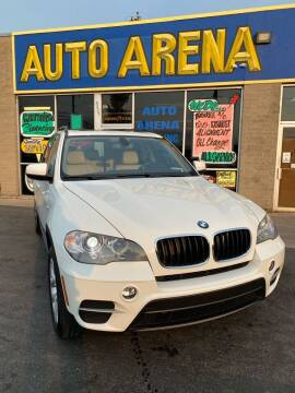2012 BMW X5 for sale at Auto Arena in Fairfield OH