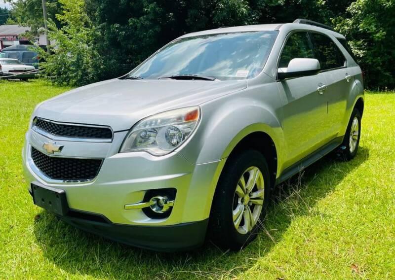 2012 Chevrolet Equinox for sale at Klassic Cars in Lilburn GA