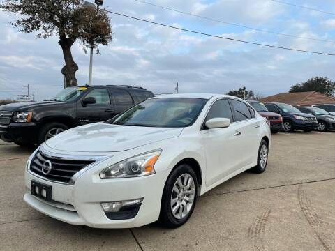 2013 Nissan Altima for sale at CityWide Motors in Garland TX