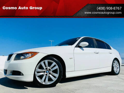 2006 BMW 3 Series for sale at Cosmo Auto Group in San Jose CA