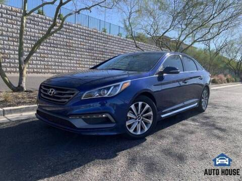 2017 Hyundai Sonata for sale at MyAutoJack.com @ Auto House in Tempe AZ