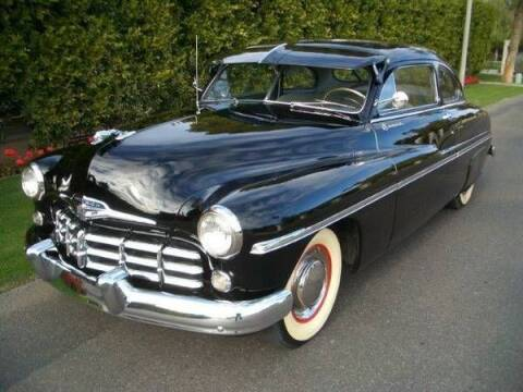 1950 Mercury Monarch for sale at Haggle Me Classics in Hobart IN