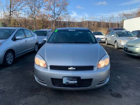 2008 Chevrolet Impala for sale at 77 Auto Mall in Newark NJ