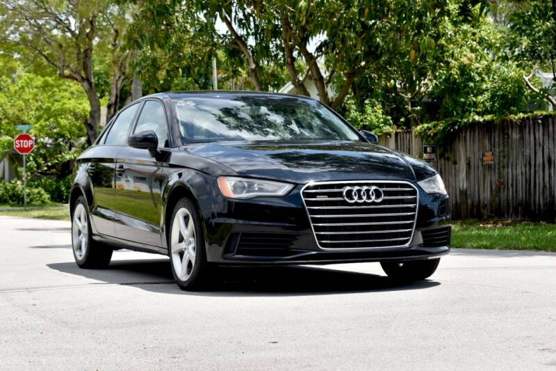 2015 Audi A3 for sale in Hollywood, FL