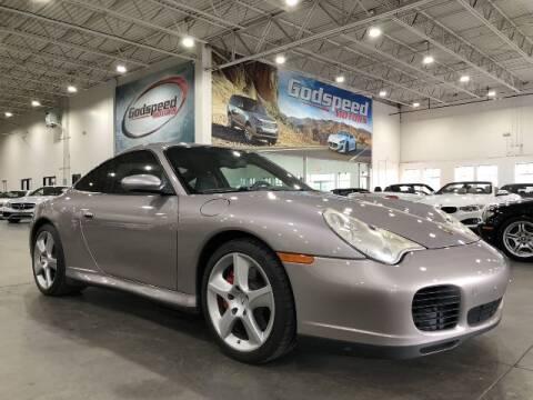 2003 Porsche 911 for sale at Godspeed Motors in Charlotte NC