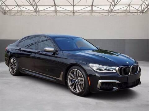 2017 BMW 7 Series for sale at Gregg Orr Pre-Owned Shreveport in Shreveport LA