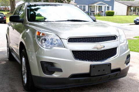 2015 Chevrolet Equinox for sale at Prime Auto Sales LLC in Virginia Beach VA
