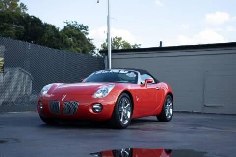 2008 Pontiac Solstice for sale at Danny Holder Automotive in Ashland City TN