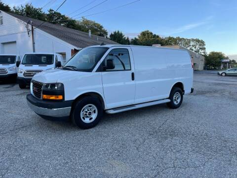 2019 GMC Savana Cargo for sale at J.W.P. Sales in Worcester MA
