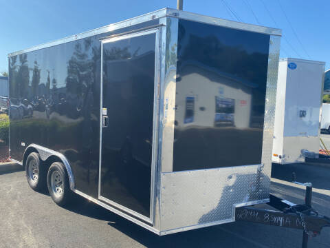 2021 NCTrailer 8.5x14 for sale at Big Daddy's Trailer Sales in Winston Salem NC
