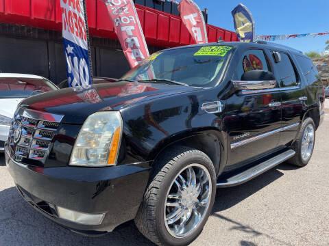 2007 Cadillac Escalade for sale at Duke City Auto LLC in Gallup NM