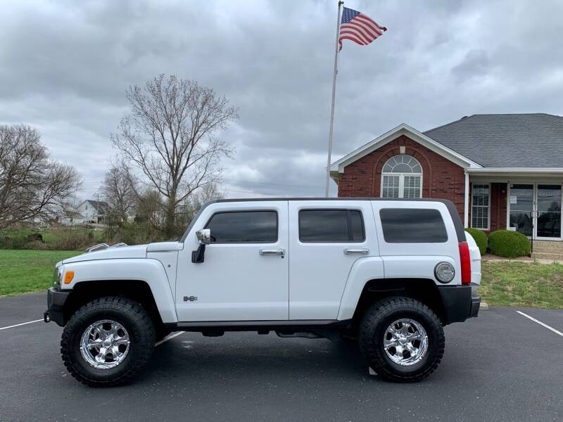 2007 HUMMER H3 for sale at HillView Motors in Shepherdsville KY