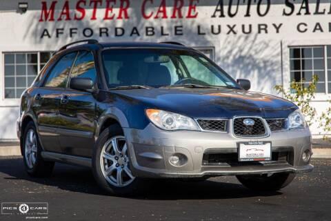 2006 Subaru Impreza for sale at Mastercare Auto Sales in San Marcos CA