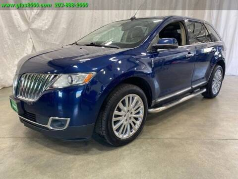 2012 Lincoln MKX for sale at Green Light Auto Sales LLC in Bethany CT