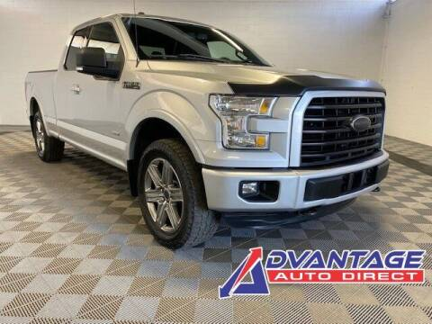 2016 Ford F-150 for sale at Advantage Auto Direct in Kent WA