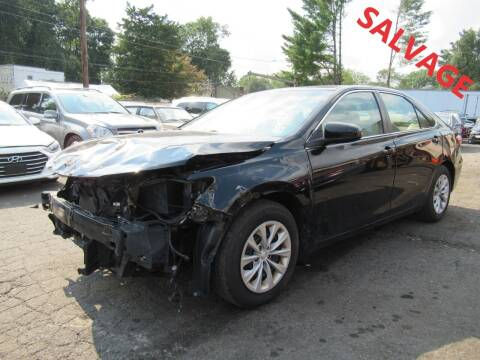2015 Toyota Camry for sale at PRESTIGE IMPORT AUTO SALES in Morrisville PA