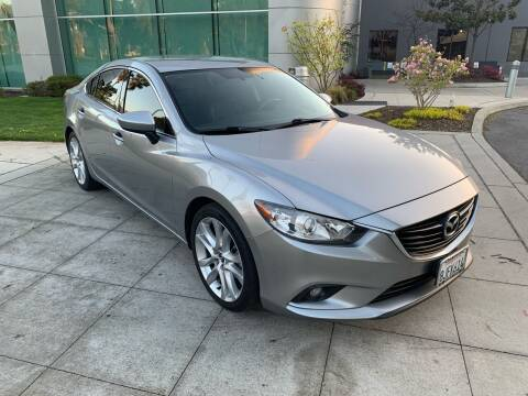 2014 Mazda MAZDA6 for sale at Top Motors in San Jose CA