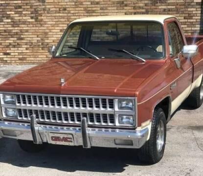 1982 GMC Sierra 1500HD Classic for sale at Classic Car Deals in Cadillac MI
