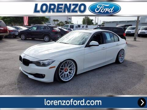 2014 BMW 3 Series for sale at Lorenzo Ford in Homestead FL