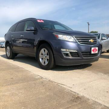 2014 Chevrolet Traverse for sale at UNITED AUTO INC in South Sioux City NE